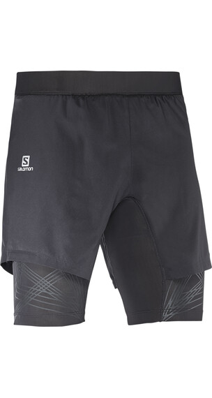 Salomon Intensity TW Shorts Men Black
